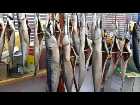 Wędzenie ryb na gorąco