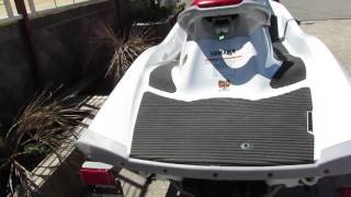 10. Pre-Owned 2005 Yamaha WaveRunner VX110 Deluxe (40283)