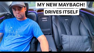 I BOUGHT THE CHEAPEST SELF DRIVING MAYBACH IN THE US by Vehicle Virgins