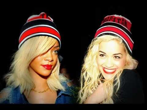 Rihanna VS Rita Ora …