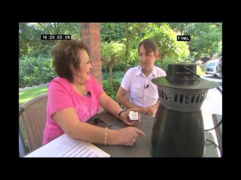 Video: Vábnička pro trvalou likvidaci komárů Jata MT 8, Hobby naší doby