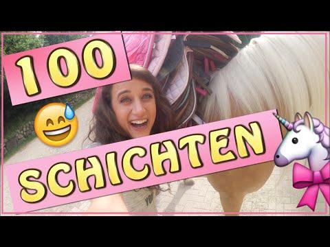 100 Schichten Schabracken am Pferd ?! ✮ der TEST :P ✮