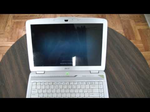 Acer Aspire 4720z Laptop Computer Review