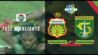 Video Bhayangkara FC (3) vs (3) Persebaya Surabaya - Full Highlight | Go-Jek Liga 1 Bersama Bukalapak MP3, 3GP, MP4, WEBM, AVI, FLV Juli 2018