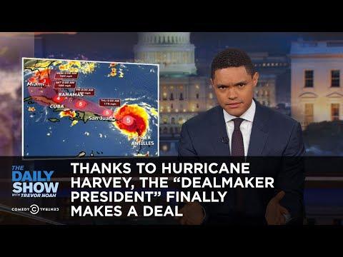 Thanks to Hurricane Harvey, the