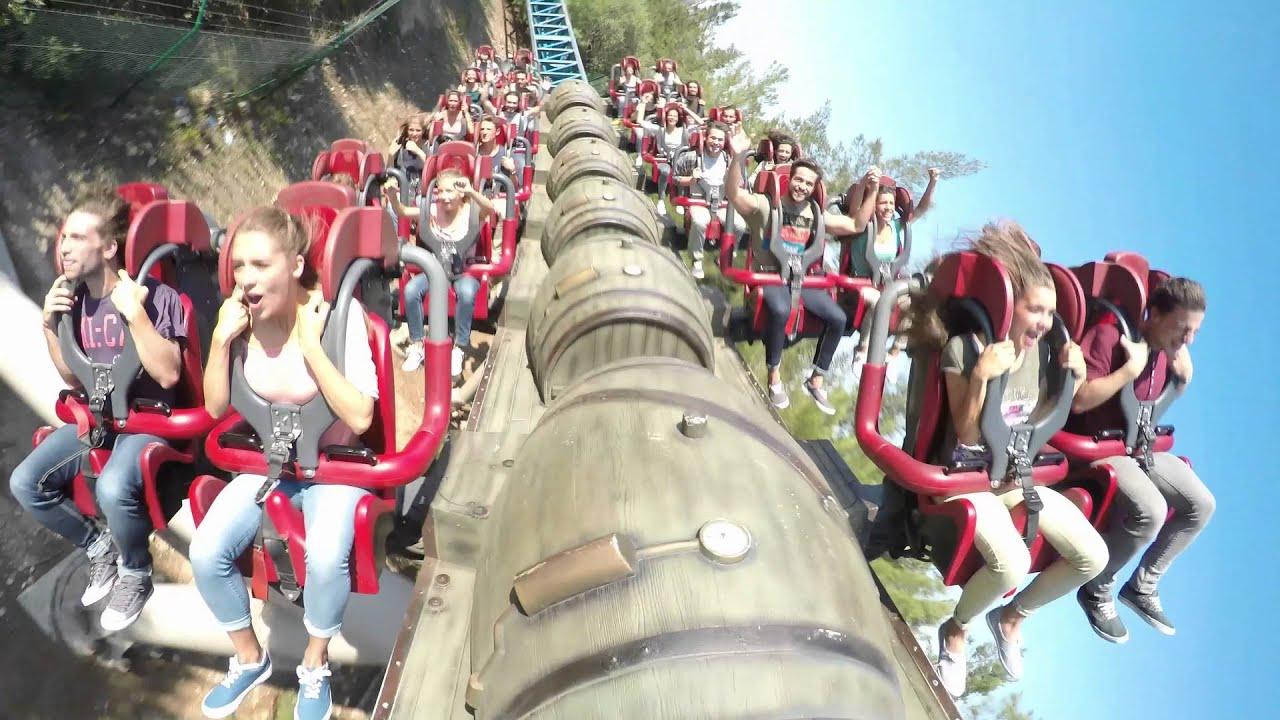 Furius Baco Attractions Portaventura World