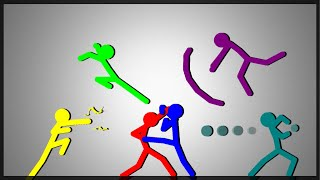 Video EPIC Stickman Tournament FIGHT! MP3, 3GP, MP4, WEBM, AVI, FLV Oktober 2018