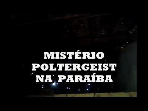Poltergeist na Paraíba - Boa Ventura city  Abril de 2008