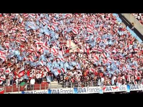 Video - Entrada de los Borrachos del Tablon en el superclasico (06/10/2013) - Los Borrachos del Tablón - River Plate - Argentina