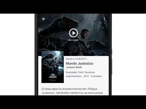 Video of SAPO Cinema