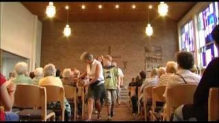 Church Hugging