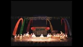 Lelambatan Tabuh Telu − バリ・ガムÃ�ン演奏:スカル・ジュプン