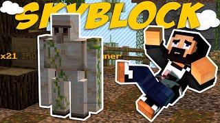 Minecraft Skyblock - EP06 - So Much New Stuff! (ChaosCraft)