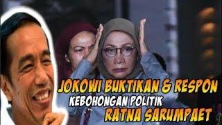 Video Cara Jokowi Respon Kebohongan Politik Ratna Sarumpaet Bukti Ia Bukan Pemimpin Grasa grusu MP3, 3GP, MP4, WEBM, AVI, FLV Oktober 2018