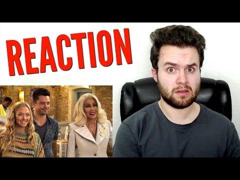 Mamma Mia 2 TRAILER REACTION + REVIEW! - Grammys TV Spot!