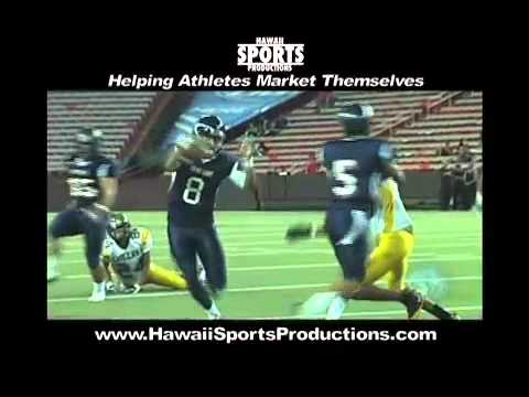 Marcus Mariota #8 High School Senior Highlights video.