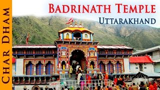 Badrinath India  City new picture : Char Dham - Badrinath Temple | Uttarakhand | Indian Temple Tours