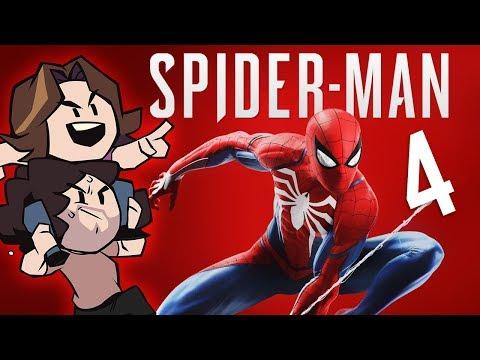 Spider-Man: Wicked Sweet Robo Arm - PART 4 - Game Grumps