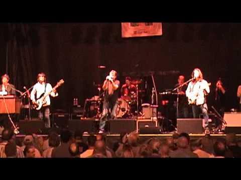SOUTHSIDE JOHNNY And The Asbury Jukes 6-11-11 Jazz Festival Rochester NY.