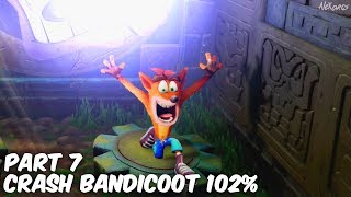 We do amazing things in this episode, friends! We manage to get A LOT of gems... that's right even the ones you need for not dying! So if you are looking for a guide or a laugh this is the video for you. CRASH BANDICOOT TA DA!Please leave a rating and a comment on the video to let me know what you thought and share and subscribe if you enjoyed it! ▽ MORE ALEXARCS HERE ▽► SUBSCRIBE HERE -- http://bit.ly/1z36r4K► TWITTER -- http://bit.ly/1MM4KQr► FACEBOOK -- http://on.fb.me/1NTGZ9m► TUMBLR --  http://bit.ly/2mwxhlX