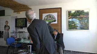 Conferencia Julián Díaz Robledo, Aula Frutas Tropicales 2015