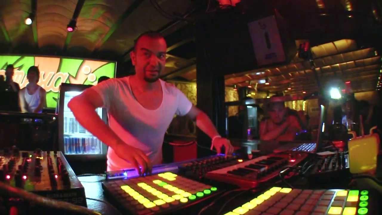 KiNK - Live @ Cocoon, Amnesia (Ibiza) 2013