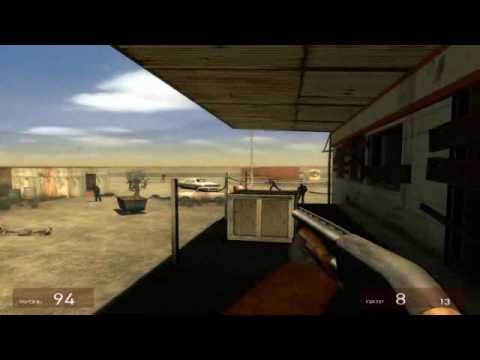 Zombie Master (Mod) Gameplay