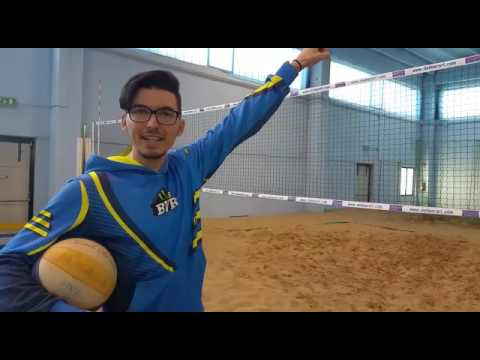 I segreti del beach volley: terza lezione VIDEO | Mosciano