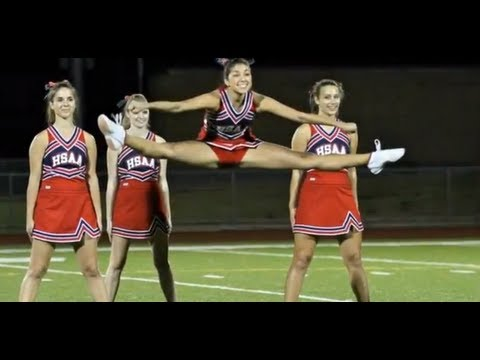 How to make the Cheer Team