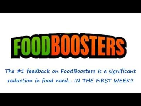 Energy & Food Health – Boosting Energy With FoodBoosters – All Food & Drinks Test Stronger