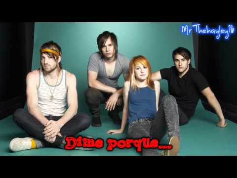 Tekst piosenki Paramore - Conspiracy po polsku