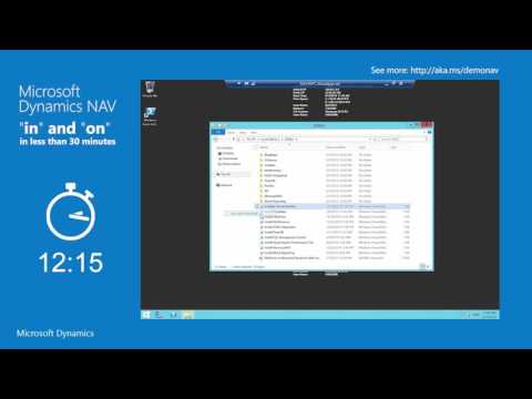Dynamics NAV: развертывание в Azure