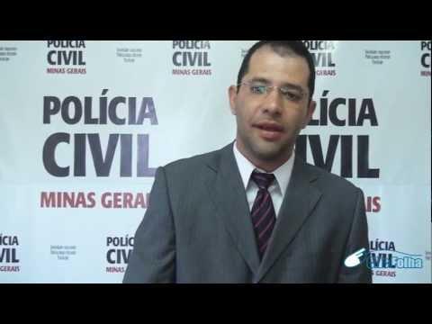TV Clic Folha - Tráfico em Passos é 'pulverizado', diz delegado