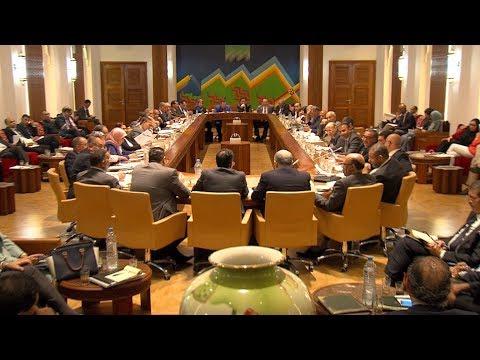 تقديم مشروع قانون الوصاية الإدارية على الجماعات السلالية