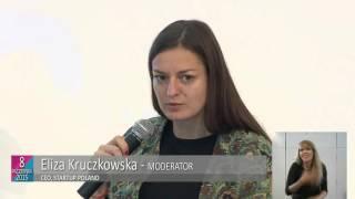 Różne modele akceleracji startupów - debata w ramach 6 Forum Rozwoju Mazowsza