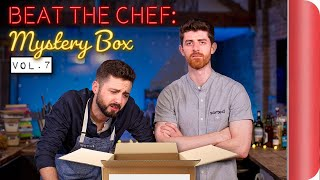 BEAT THE CHEF Mystery Box Challenge Vol.7 | Midweek Meals by SORTEDfood