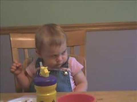 Bebé con flatulencias