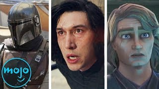 Video Every Single Upcoming Star Wars Movie and TV Show MP3, 3GP, MP4, WEBM, AVI, FLV Maret 2019