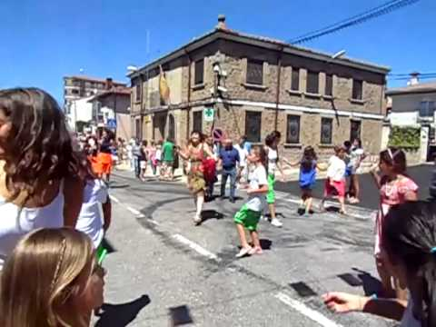 Hontoria del Pinar- Fiesta de San Roque 2014