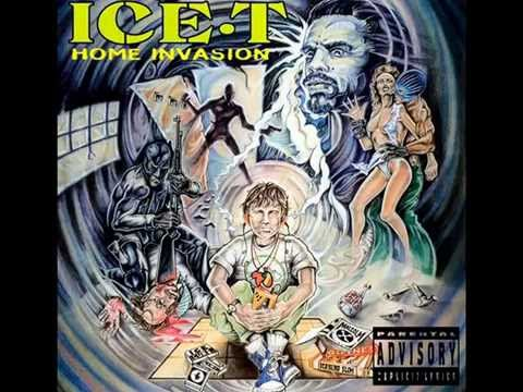 Ice T - Home Invasion 1993 (Full Album)