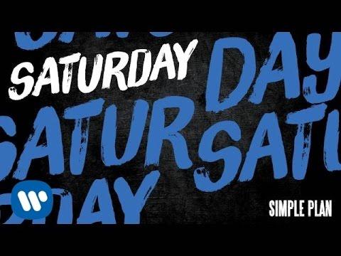 Tekst piosenki Simple Plan - Saturday po polsku