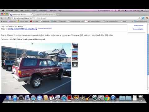 craigslist cars | You Like Auto