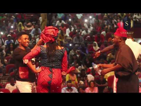 Umar M Shareef - Kalli Wasan Wanda Zai Baka Mamaki A Kasan Niger ( Official Music Video )