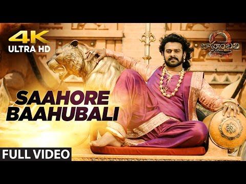 Video Saahore Baahubali Full Video Song | Baahubali 2 | Prabhas, Anushka Shetty, Rana, Tamannaah |Bahubali download in MP3, 3GP, MP4, WEBM, AVI, FLV January 2017
