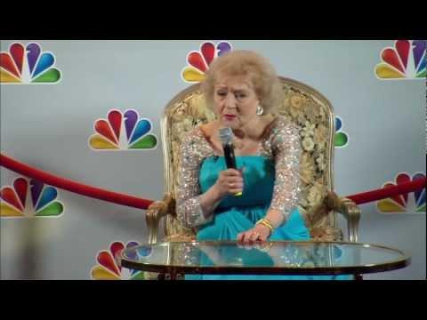 Betty White 90th Birthday Tribute - Betty on Betty