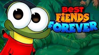 UN JUEGO SUPER ADICTIVO Y GRATIS ! ✮ Best Fiends Forever