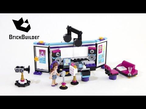 """Конструктор Lego Friends 41103 """"Поп звезда: студия звукозаписи"""""""