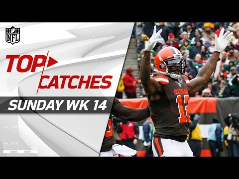 Top Catches from Sunday | NFL Week 14 Highlights