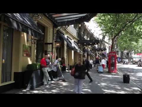 London the greatest city – if you can afford it