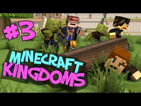 Minecraft Kingdoms – Part 3: The Walking Dead